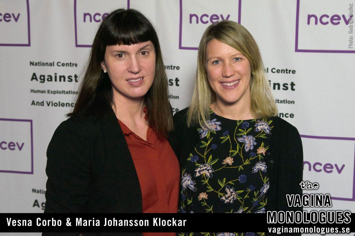 Vesna Corbo & Maria Johansson Klockar