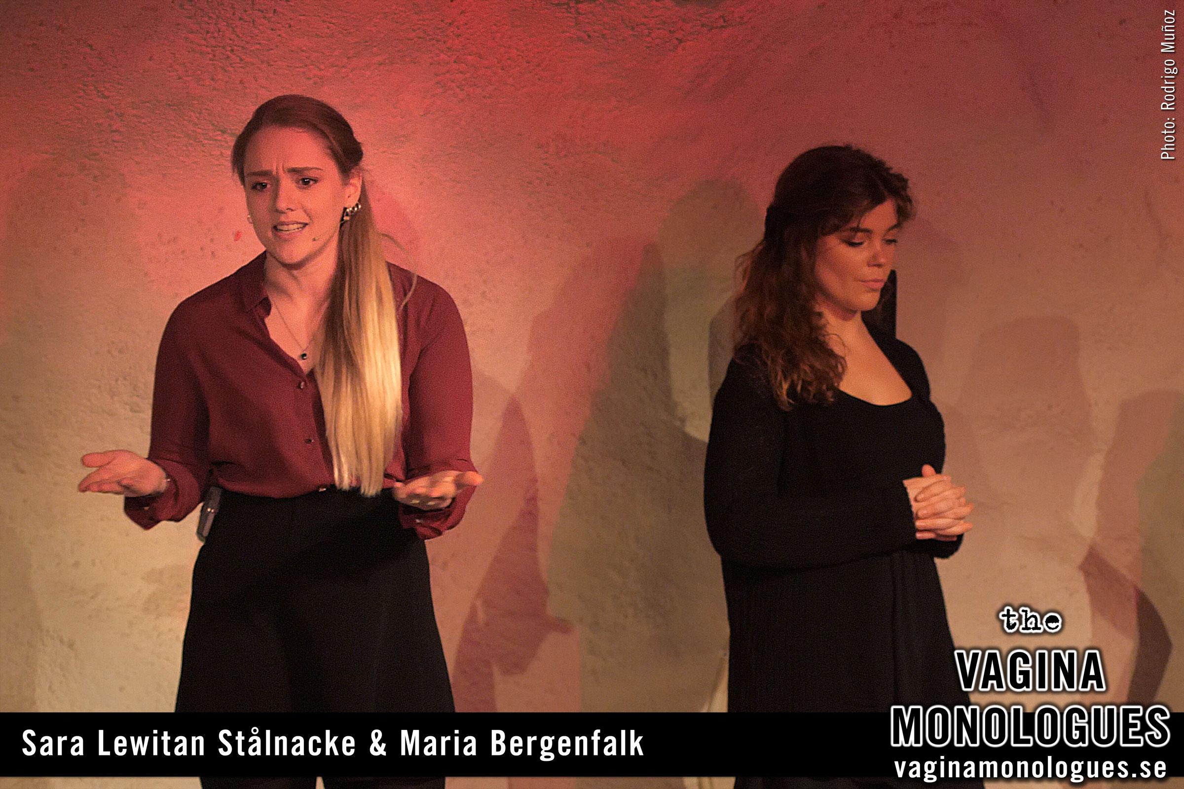 Sara Lewitan Stålnacke & Maria Bergenfalk