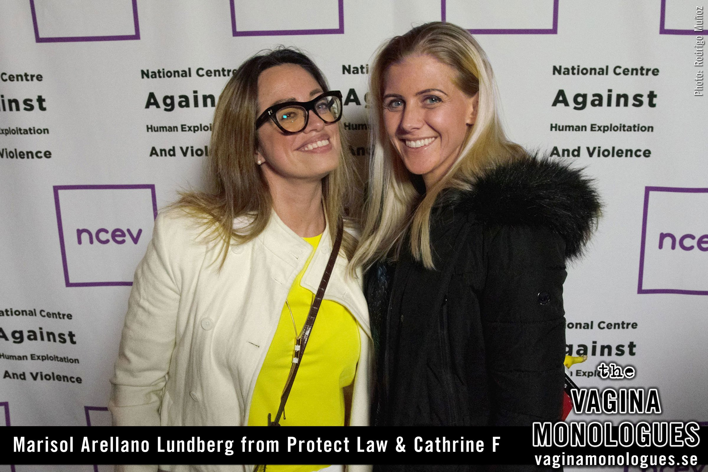 Marisol Arellano Lundberg from Protect Law & Cathrine F
