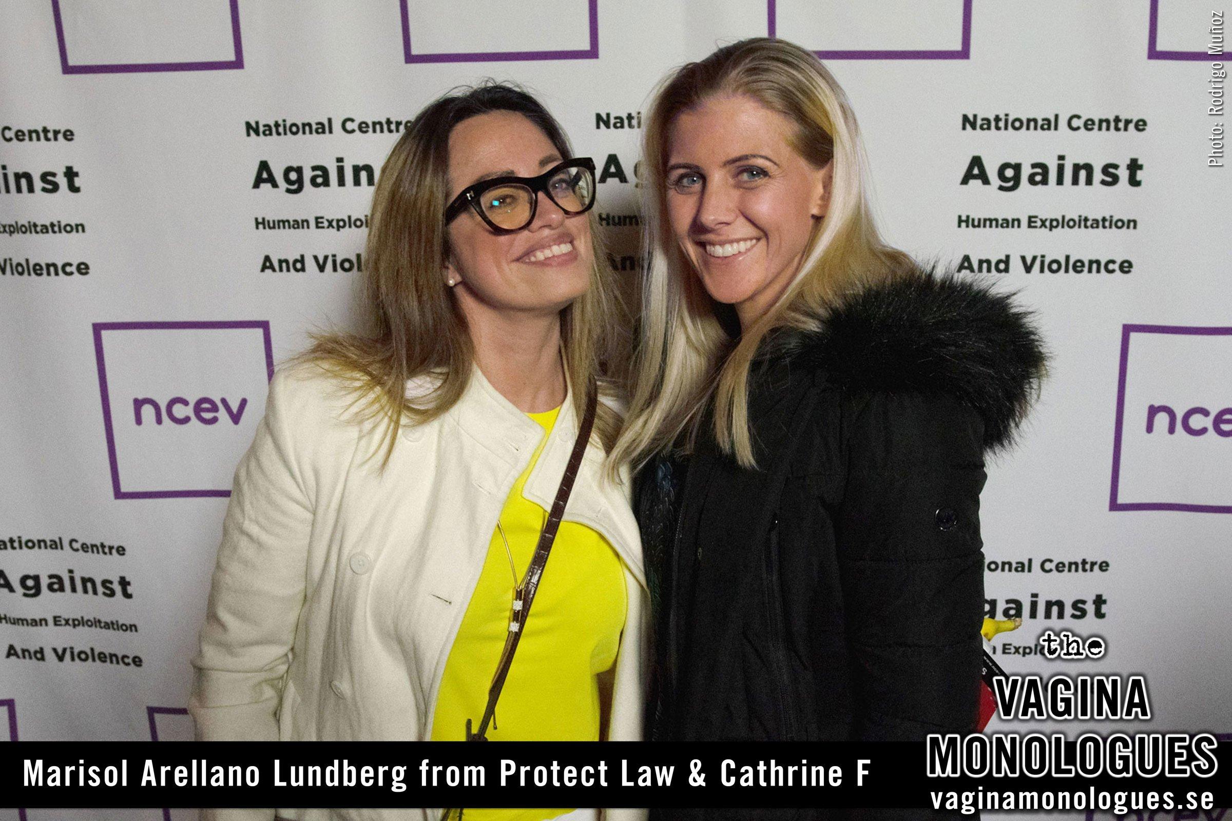 Marisol Arellano Lundberg from Protect Law & Cathrine F