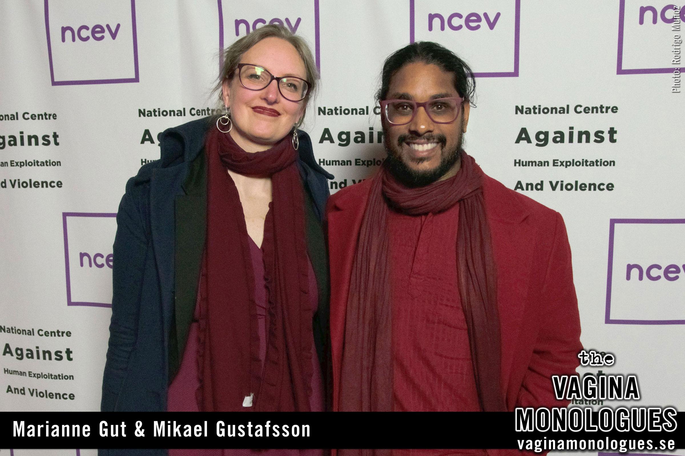 Marianne Gut & Mikael Gustafsson